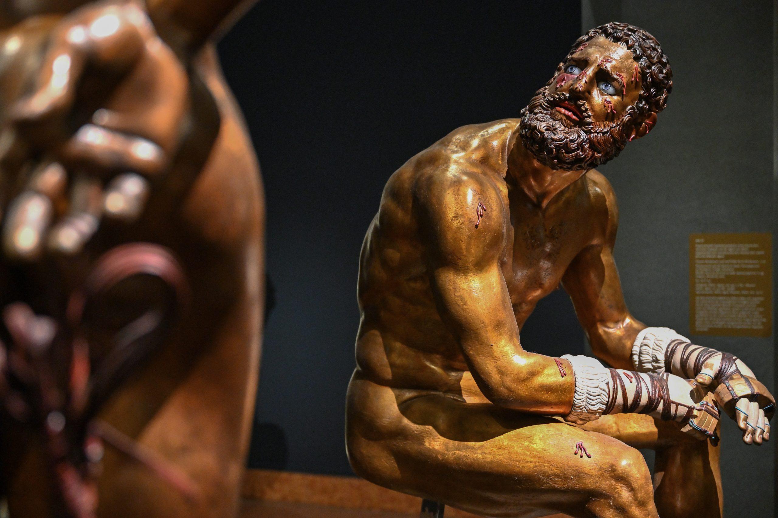 Ausstellung: Bunte Götter in Frankfurt 10