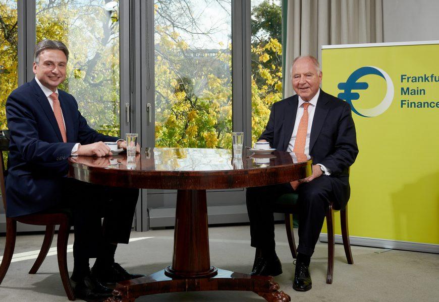 Gerhard Wiesheu, Lutz Raettig, Präsidentenwechsel
