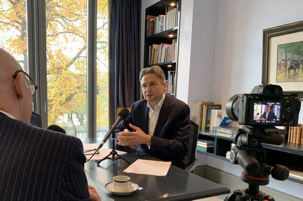 Podcast Gerhard Wiesheu