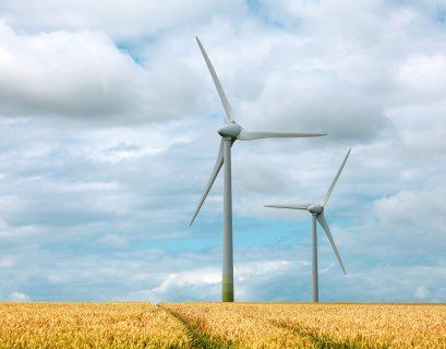 Nachhaltigkeit, Windräder