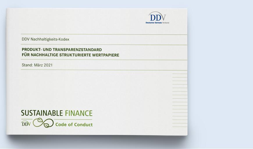 DDV legt Nachhaltigkeits-Kodex vor