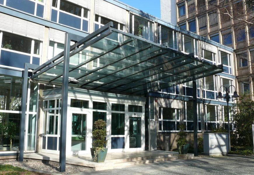 BaFin-Hauptgebäude in Bonn, Sitz der Banken- und Versicherungsaufsicht. © BaFin